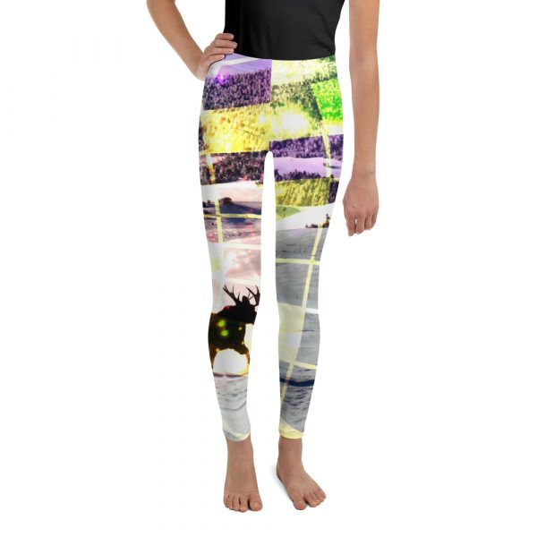 Really cool Moose charged leggings!