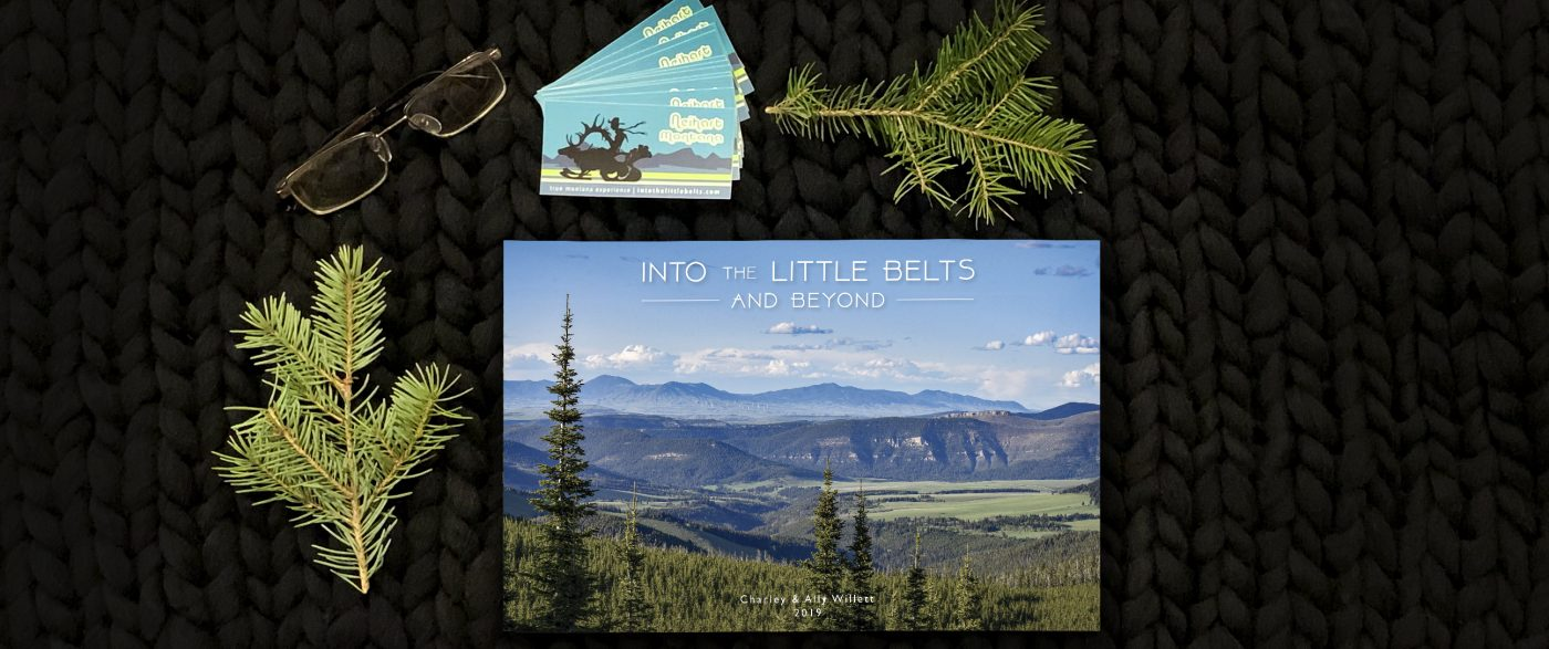 Displays Into the Little Belts and Beyond Photo Book
